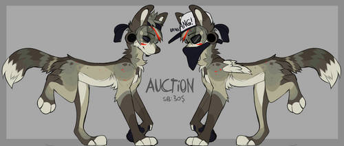 AUCTION (ab added) by PocketSizedDemon