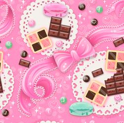 Pink Treats by MissJediflip