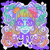 Lolita Ghoul by MissJediflip