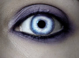 white eye by wercy0010