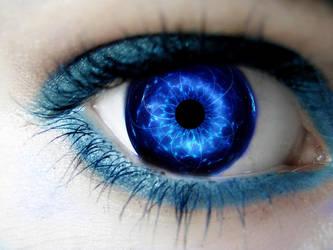 Eye of goddess by wercy0010