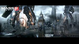 Mass Effect 3 Wallpaper 3 by C12ASH