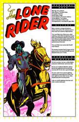 Lone Rider by Operator-V