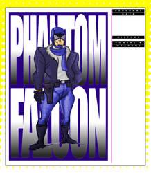 Phantom Falcon by Operator-V