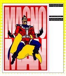 Magno Man by Operator-V