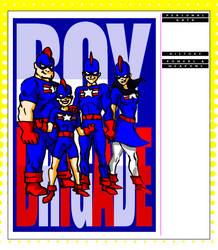 Boy Brigade by Operator-V