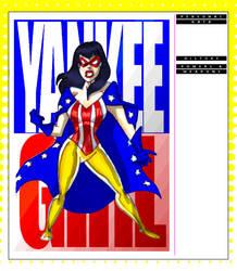 Yankee Girl by Operator-V