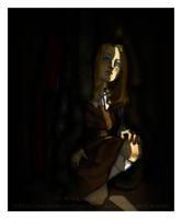 Lyra's Hiding Place by RohanElf