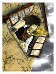 Lyra Escapes by RohanElf