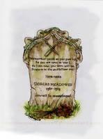 Cassy's Grave by RohanElf