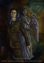 Don't Blink by RohanElf