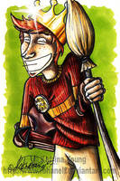 Weasley Is Our KING by RohanElf