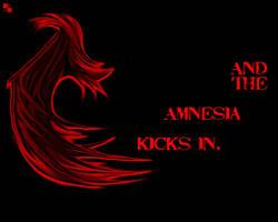 Amnesia by JCADDICTION