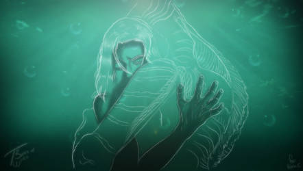 The Shape of Water by MDesignInc