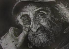 old man by starfishenterprise