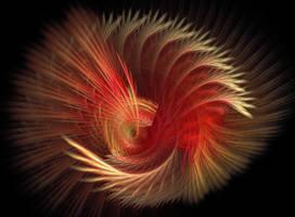 'Red Spiral Thing' by SBricker