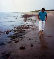 'Red Sand, P.E.I.' by SBricker