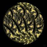 'Glowing Woodcut' by SBricker