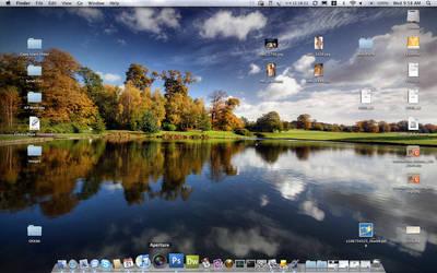 My Mac by exoart