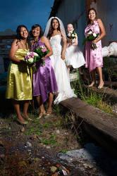 Nikki + Bride's Maids by exoart