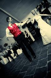 Nathan + Brigit Dance 1 by exoart
