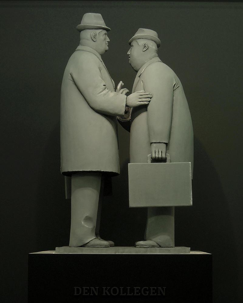 The Conversation by blackpanda