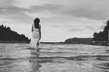 I am the ocean by Rogerdatter
