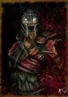 Draugr Deathlord by rhezM