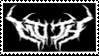 Moth Stamp by TigerGeekGuy