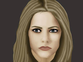 Avril Lavigne -vector by ID-entity
