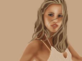 Jennifer Garner-vector by ID-entity