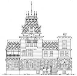 Charles Gantry House by psyekl