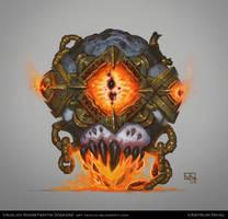 Evil Eye by Konstantin-Vavilov