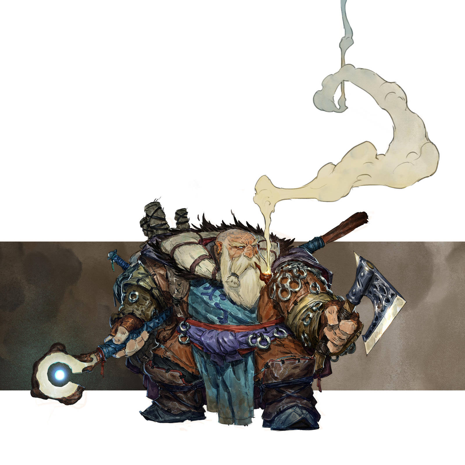 Dool-Yoron (Dwarf seeker) by Konstantin-Vavilov