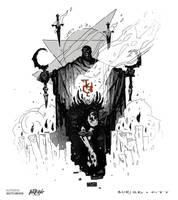Day 14: Fierce rituals by Konstantin-Vavilov