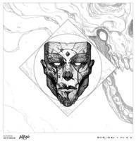 Day 31: Never trust a mask by Konstantin-Vavilov