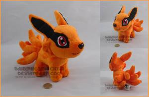 Chibi Kurama Naruto SOLD by darkpheonixchild