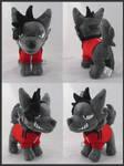 Kuroo dog Haikyuu by darkpheonixchild