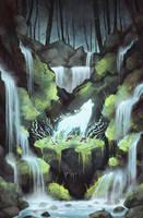 Forest Spirit by Kanizo