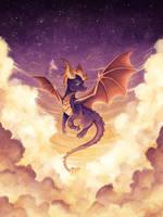 Spyro - I'm Back! by Kanizo