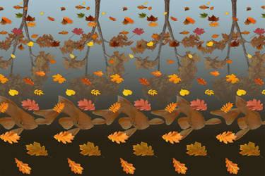 Escher Three Worlds by sulimanda