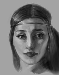 Portrait a la prima by grenader1