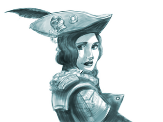 Pirate by grenader1