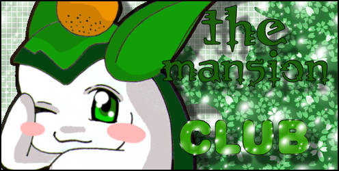 the club banner by themansion