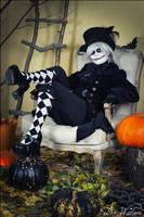Jack the Pumpkin King by Watarielle