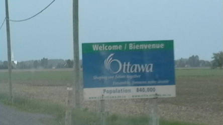 Welcome to Ottawa by coldsteeldragon