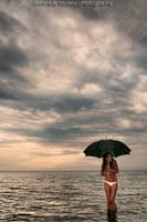 the Umbrella by avramidis