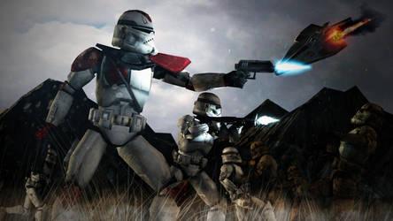 Death Troopers - Clone Wars Edition [SFM/4K] by Archangel470