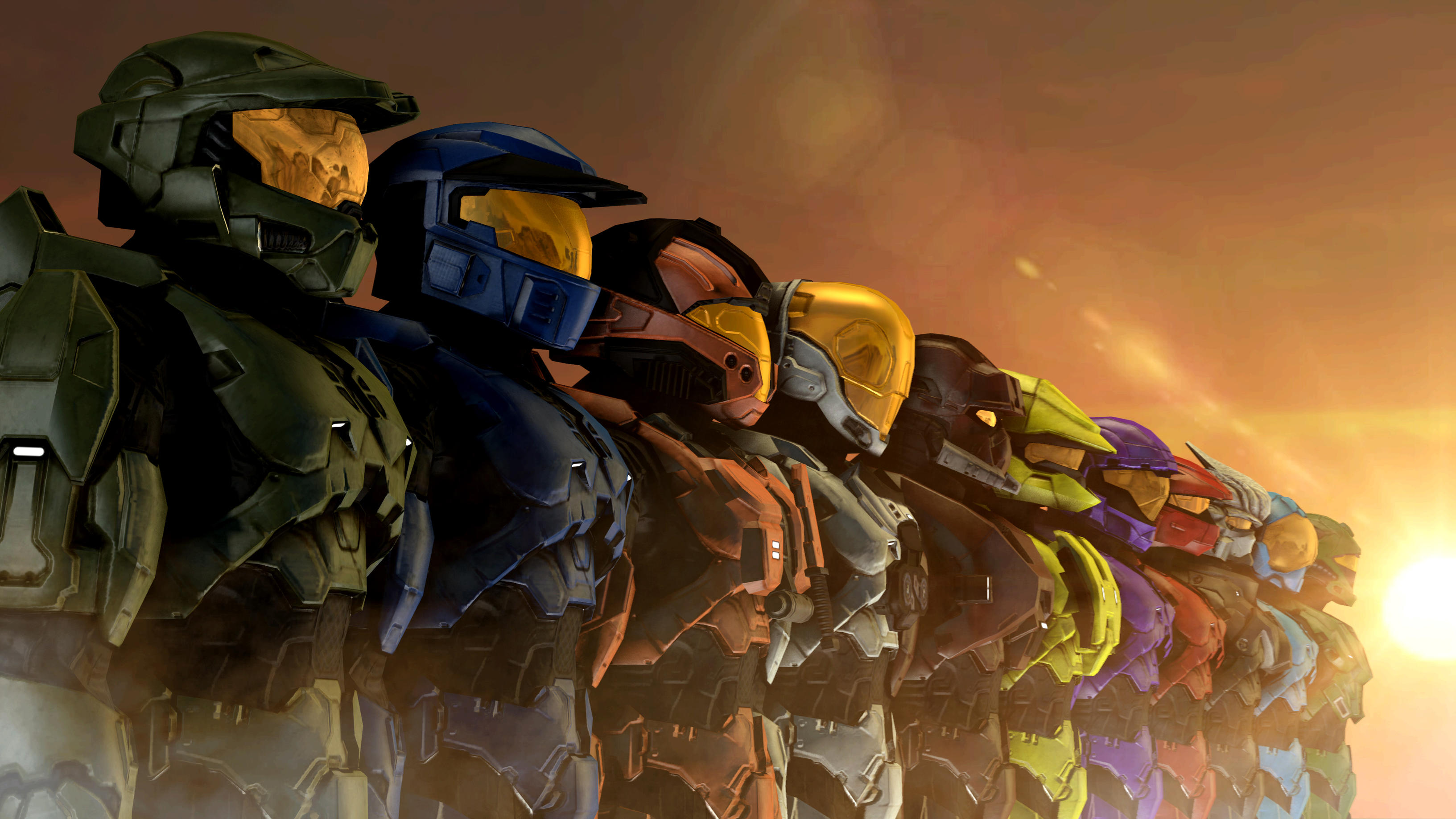 Halo 3 - Ten Years Ago [SFM/4K] by Archangel470
