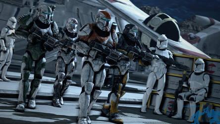 Commandos On Site [SFM/4K] by Archangel470